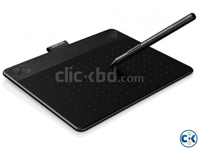 Wocom Board Small Pen and Touch Tablet CTH-490 K1-CX | ClickBD large image 4