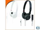 Sony Headphone DR-ZX102DPV