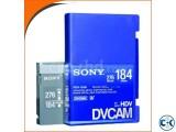 Sony DVCAM 184