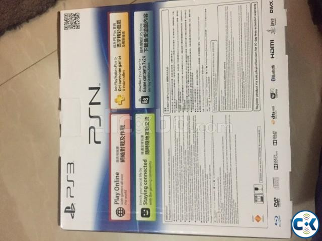 URGENT SALE PS3 - Slim 500 GB | ClickBD large image 0