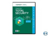 Kaspersky Total Security Multi Device 2017 1USER