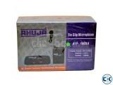 Tie Clip Microphone NS-ATP-100DX