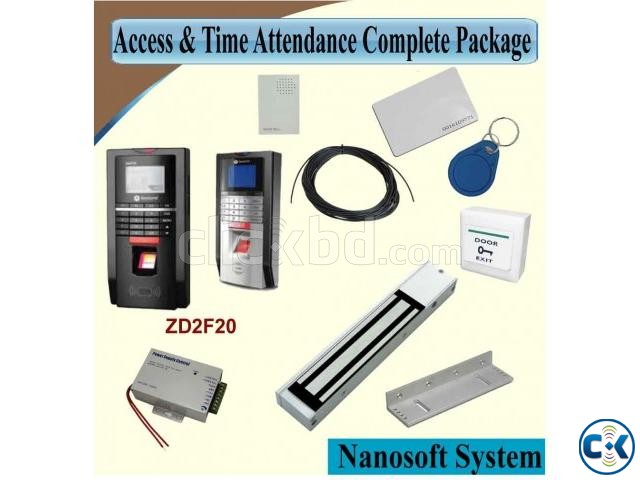Access Time Attendance- ATA-031 | ClickBD large image 0