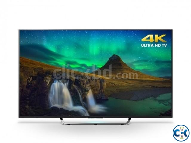 Wicon Kamy 55 Inch Full HD LED USB Wi-Fi Slim Television | ClickBD large image 0