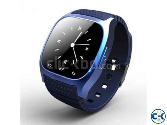 Smart watch M26 | ClickBD large image 0