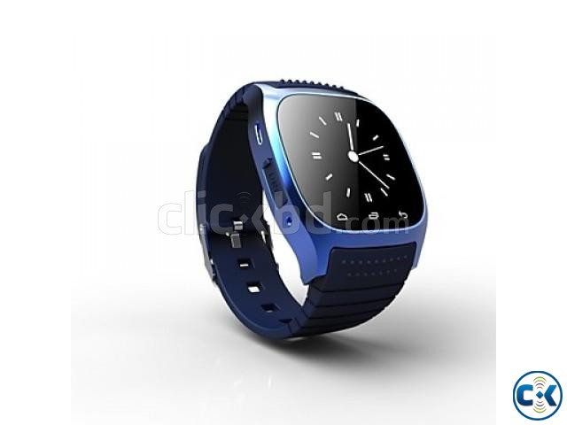 Smart watch M26 | ClickBD large image 1