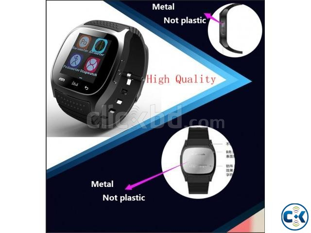 Smart watch M26 | ClickBD large image 3