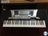 Yamaha PSR-500-series keyboard