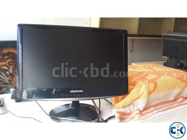 Samsung 19 Monitor | ClickBD large image 0