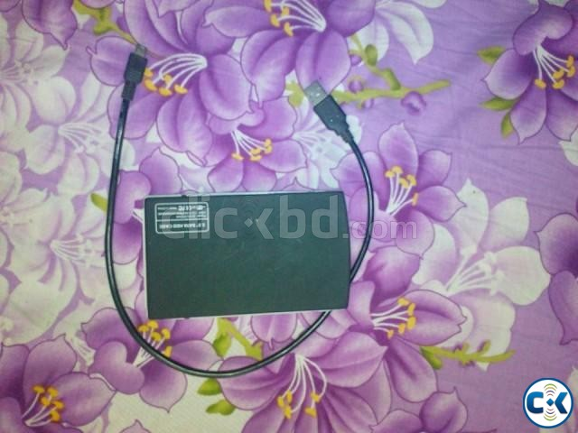 1TB Portable USB 2 HDD | ClickBD large image 1