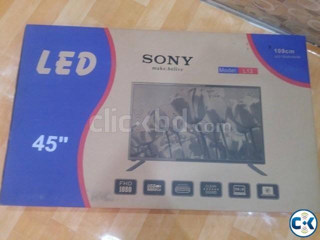 Sony 45 LED HD 4K TV | ClickBD