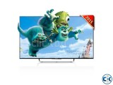FHD Flat Smart TV Series C SONY 55W800 ANDROID TV
