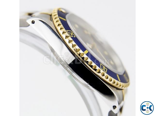 Rolex Oyster Chain with Blue Dialer | ClickBD large image 0