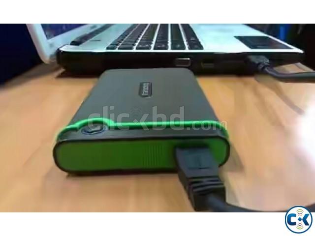 Trancend 1 TB Portable Hard drive | ClickBD large image 0