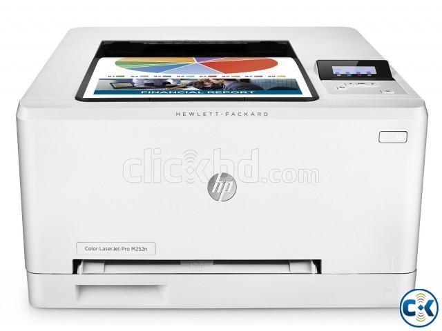 HP Pro200 M252n Color Laser Printer | ClickBD large image 0