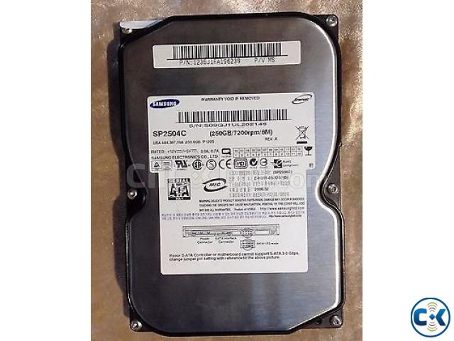 Samsung HD321KJ 320GB 7200RPM 3.5 SATA Desktop Hard Drive | ClickBD large image 0