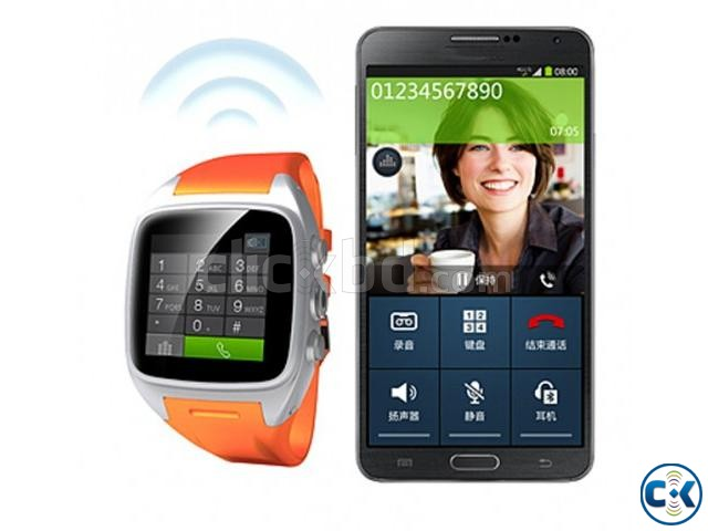 Smart X01 Android Watch Phone | ClickBD large image 0