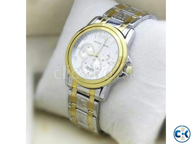 Michael Kors Center Date Watch | ClickBD large image 0