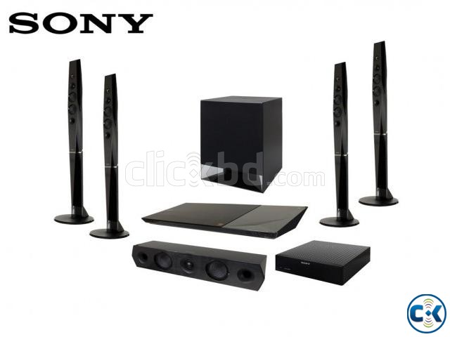 Home Theatre Sony N-9200 Black | ClickBD large image 1