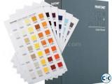 Pantone TCX cotton planner