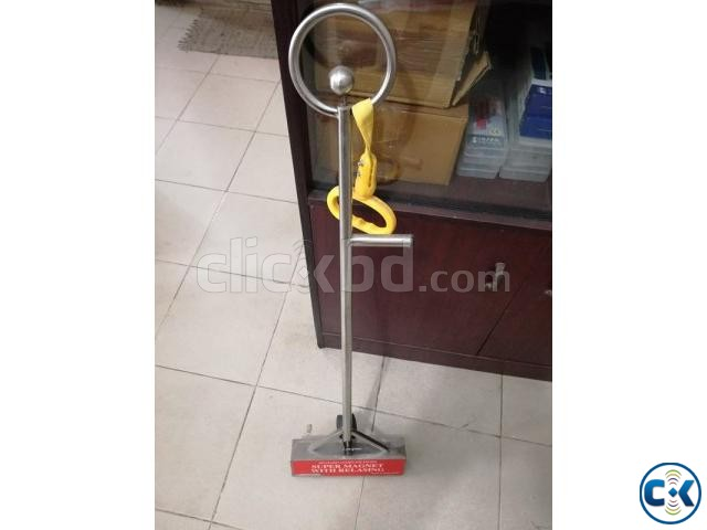 Magnetic Floor Sweeper Meal Pick Up | ClickBD large image 0