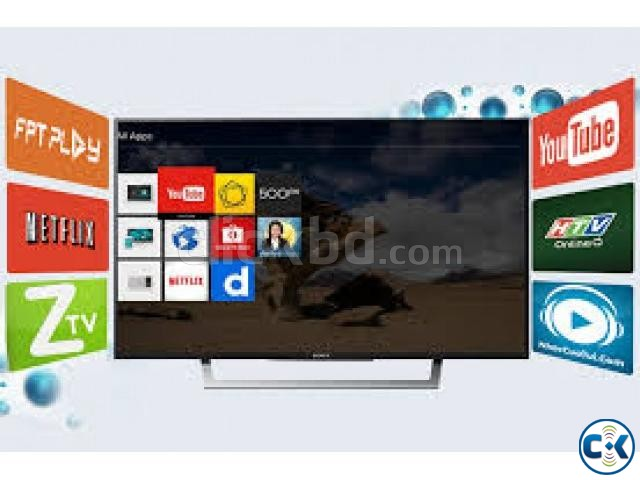 SONY BRAVIA KLV-43W752D FULL SMART TV | ClickBD large image 4