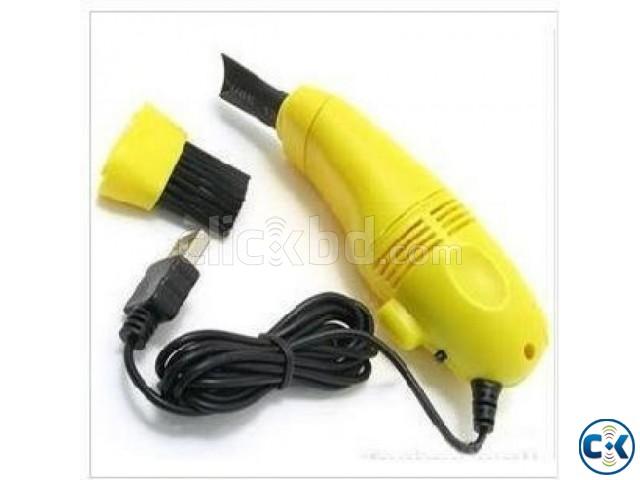 Mini USB Vacuum Cleaner   ClickBD large image 0