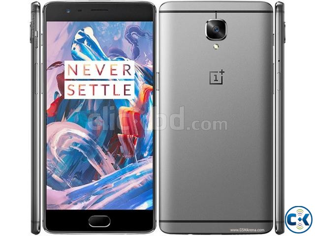 OnePlus 3 64GB Brand New Intact See Inside  | ClickBD large image 0