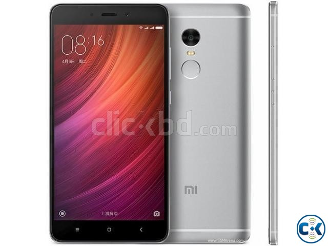 Xiaomi Redmi Note 4 64GB 3GB RAM Brand New Intact  | ClickBD large image 1