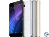 Small image 1 of 5 for Xiaomi Redmi 4 Prime 32GB ROM 3GB RAM Brand New Intact | ClickBD