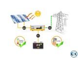 Ensysco Solar Home UPS 1100 VA