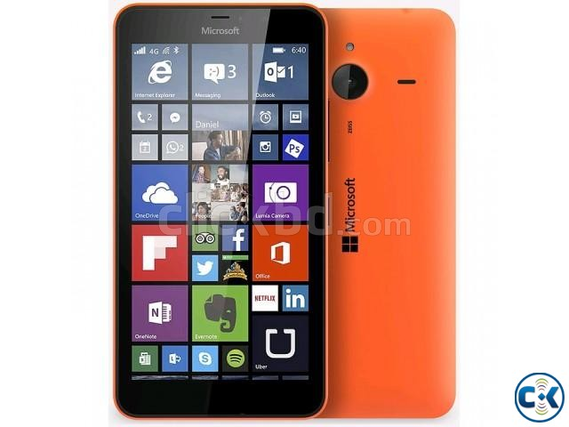 Micosoft Lumia 640XL Brand New Intact See Inside  | ClickBD large image 1