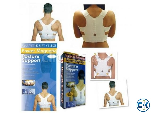 Power Magnetic-Posture Support  | ClickBD large image 0