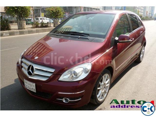 Mercedes Benz B-160 A one condition Mod 10 Reg 11 Ser 33 | ClickBD large image 0