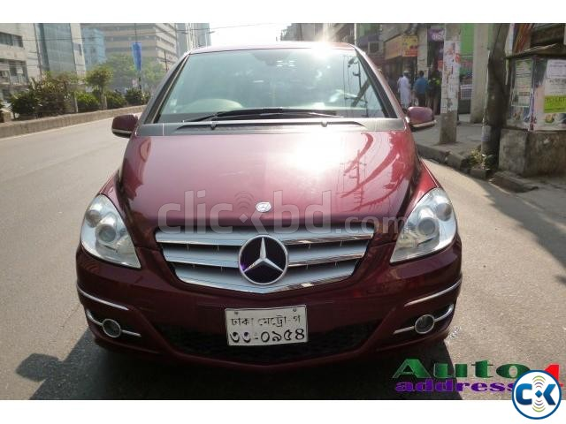 Mercedes Benz B-160 A one condition Mod 10 Reg 11 Ser 33 | ClickBD large image 2