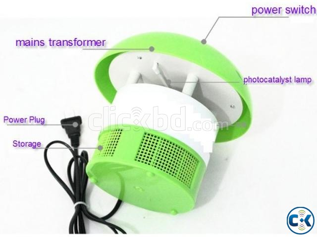 AsotaTV Green photo Catalytic Mosquito Catcher | ClickBD large image 0
