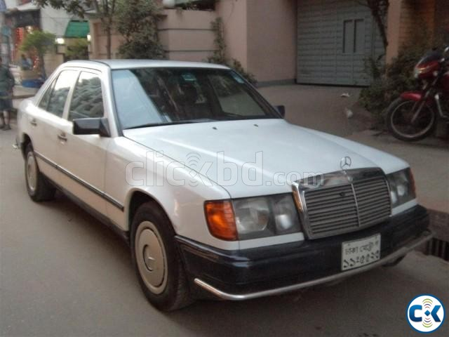 Mercedes Benz 200 | ClickBD large image 0