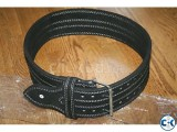 Ader Leather Lifting Weight Belt