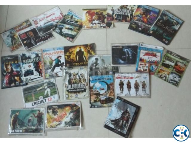 23 PC Games DVD COMBO  | ClickBD large image 0