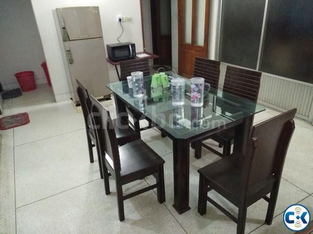 Fully Furnished Apartments and room rents in Uttara | ClickBD large image 4