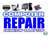 Desktop PC Laptop servicing Used buy sell