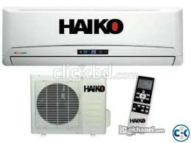 Brand New Haiko HS-12FWN 1 TON Split 01733354848 | ClickBD large image 0