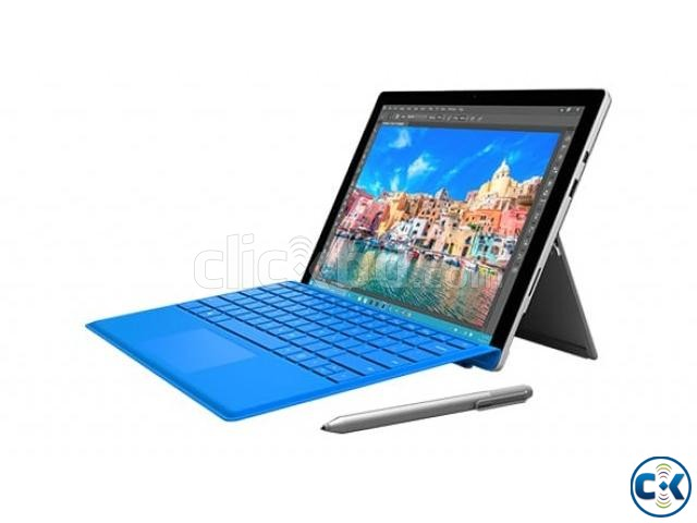 Microsoft Surface Pro 4 Core i5 Touch Laptop Cum Tablet | ClickBD large image 0