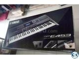 Brand New Yamaha PSR E-453 Professional