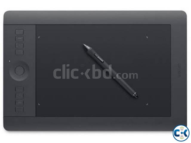 Wocom Board Medium Art Pen and Touch Tablet CTH-690 K0 | ClickBD large image 3
