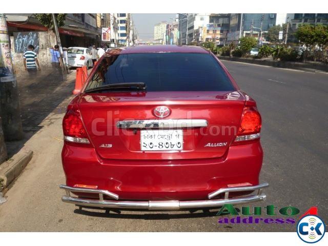 Toyota Allion A15 1st Hand Driven Mod 05 Reg 08 Ser 23 | ClickBD large image 0