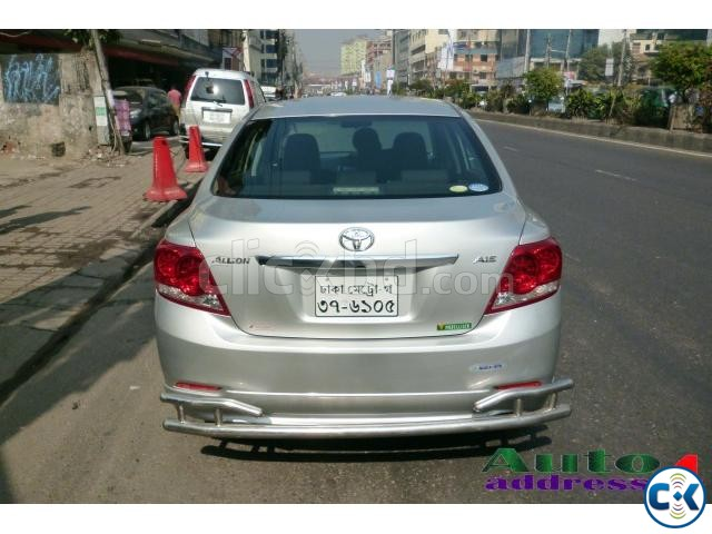 Toyota Allion A15 Newshape Push Start Mod 10 Reg 14 | ClickBD large image 0