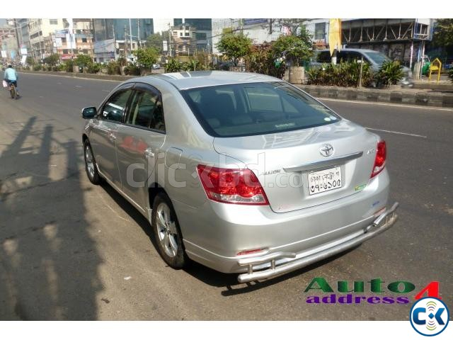 Toyota Allion A15 Newshape Push Start Mod 10 Reg 14 | ClickBD large image 1