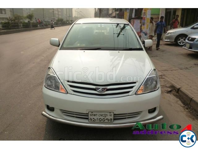 Toyota Allion A15 Super Fresh Condition Mod 03 Reg 07 Ser 21 | ClickBD large image 0