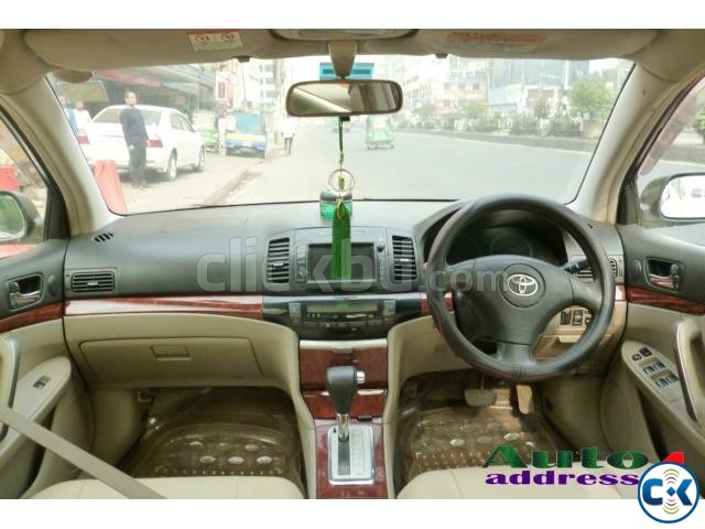 Toyota Allion A15 Super Fresh Condition Mod 03 Reg 07 Ser 21 | ClickBD large image 4